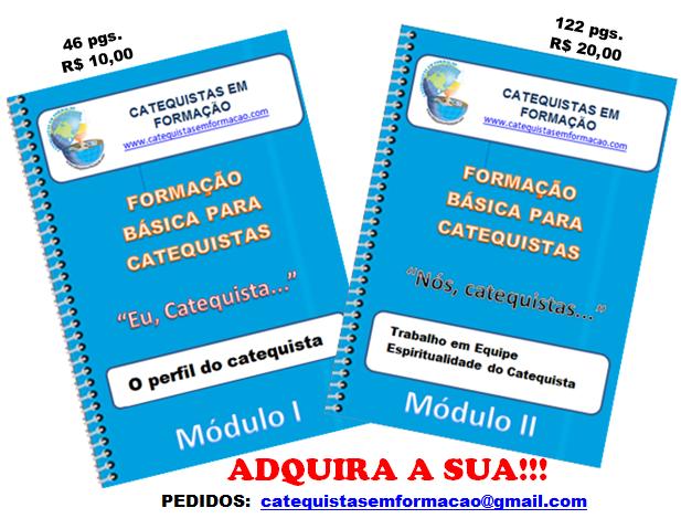 APOSTILAS DE FORMAÇÃO
