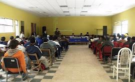 FACILITANDO PRESUPUESTO PARTICIPATIVO EN YAUYOS