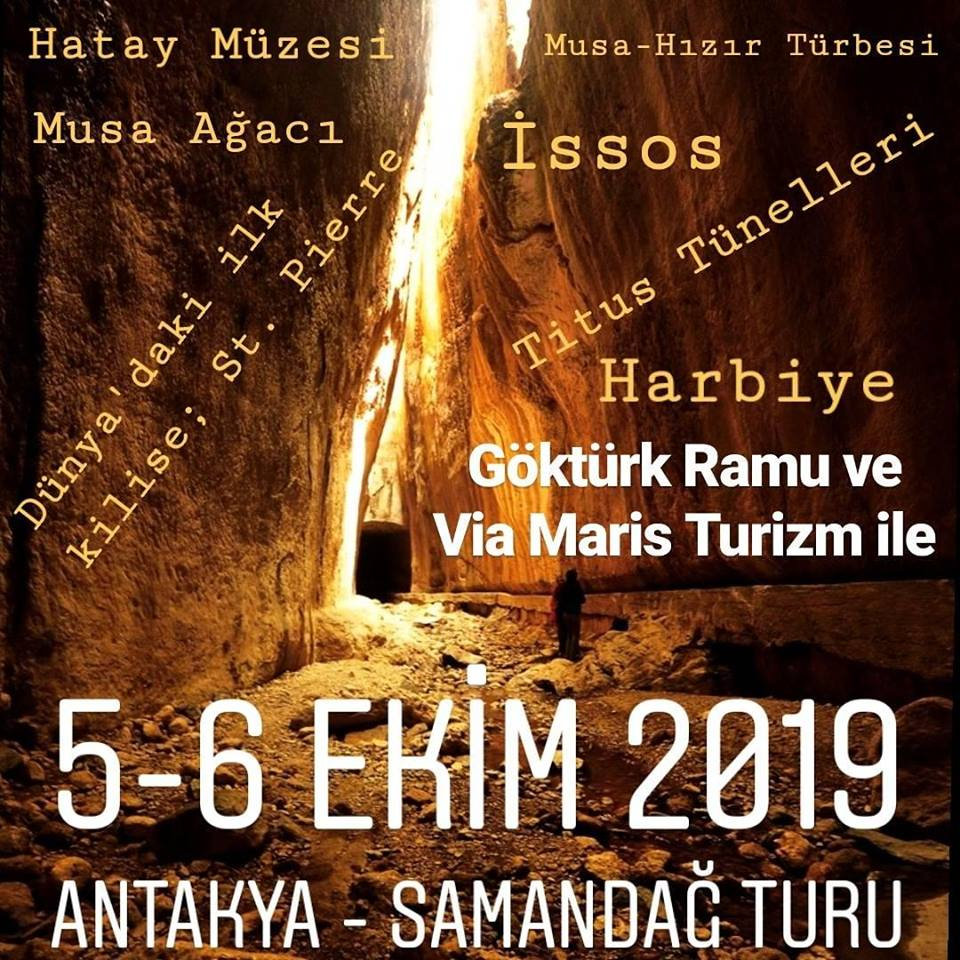 Antakya Gezisi