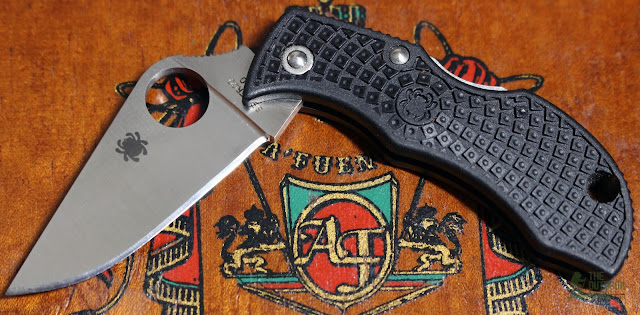 Spyderco Manbug EDC Pocket Knife - Product Link