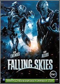 Falling Skies 4ª Temporada Dublado Torrent (2014)
