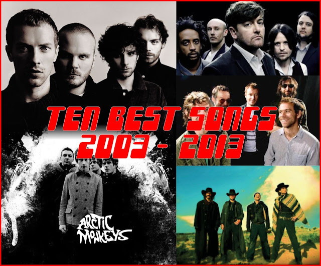 Ten Best song 2003 - 2013