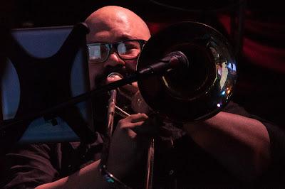 Dave Flomberg of Alpha Schoolmarm Orchestra