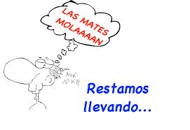 RESTAS LLEVANDO