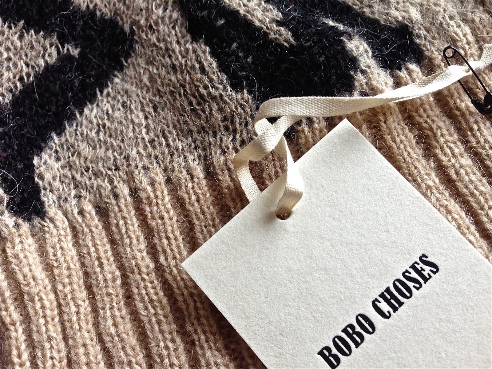 Bobo Choses, knit hat, mohair, 6-7 years, 6-7 år, small sizing, liten storlek, ylle mössa, tofs mössa
