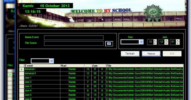 Download Aplikasi Bel Sekolah File Wikiedukasi