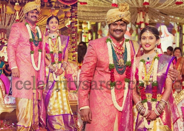 Manchu Manoj Pranathi Marriage