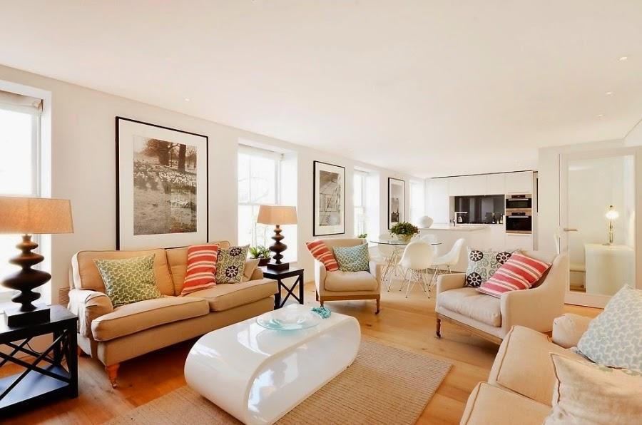 kanapa, fotel, styl klasyczny, styl nowoczesny, stolik, lampa