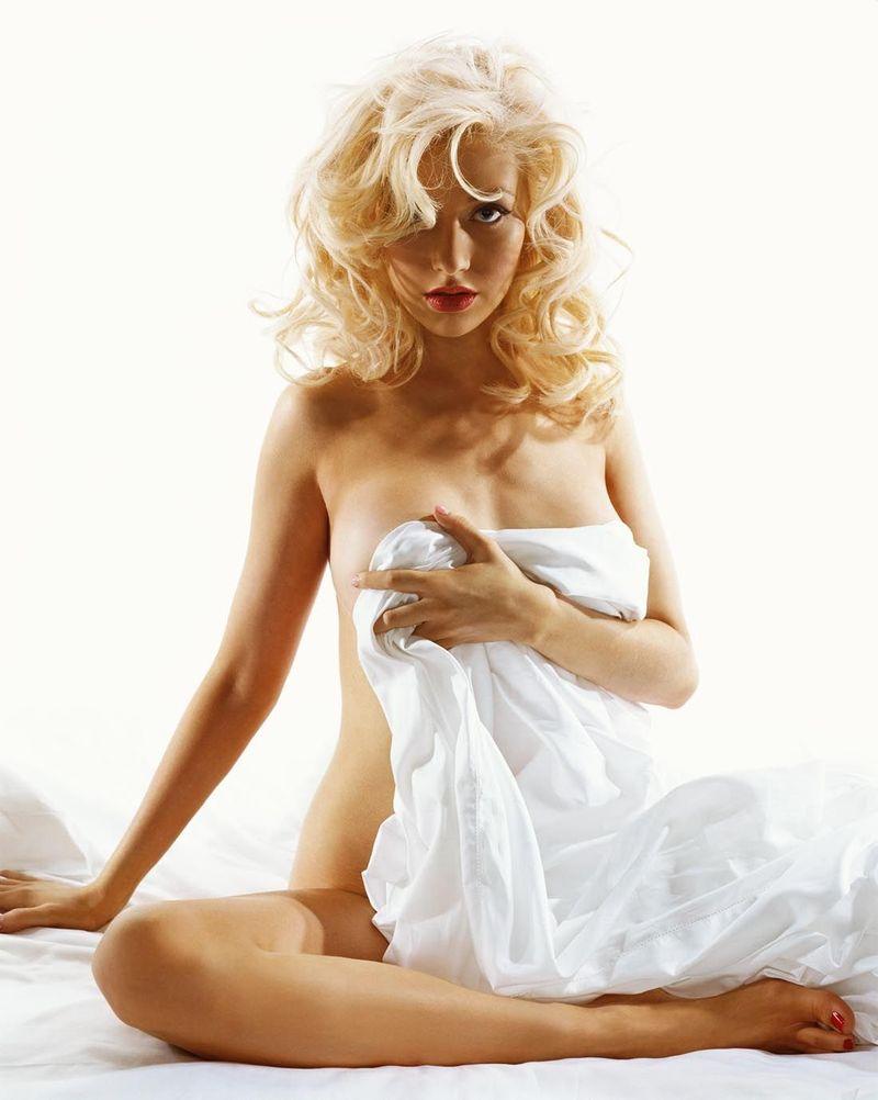 Christina aguilera sexy foto