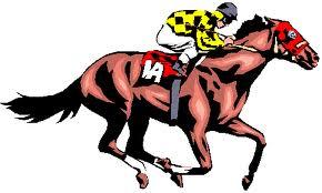 horse racing clip art borders rh clanek info horse barrel racing clipart horse racing clipart free
