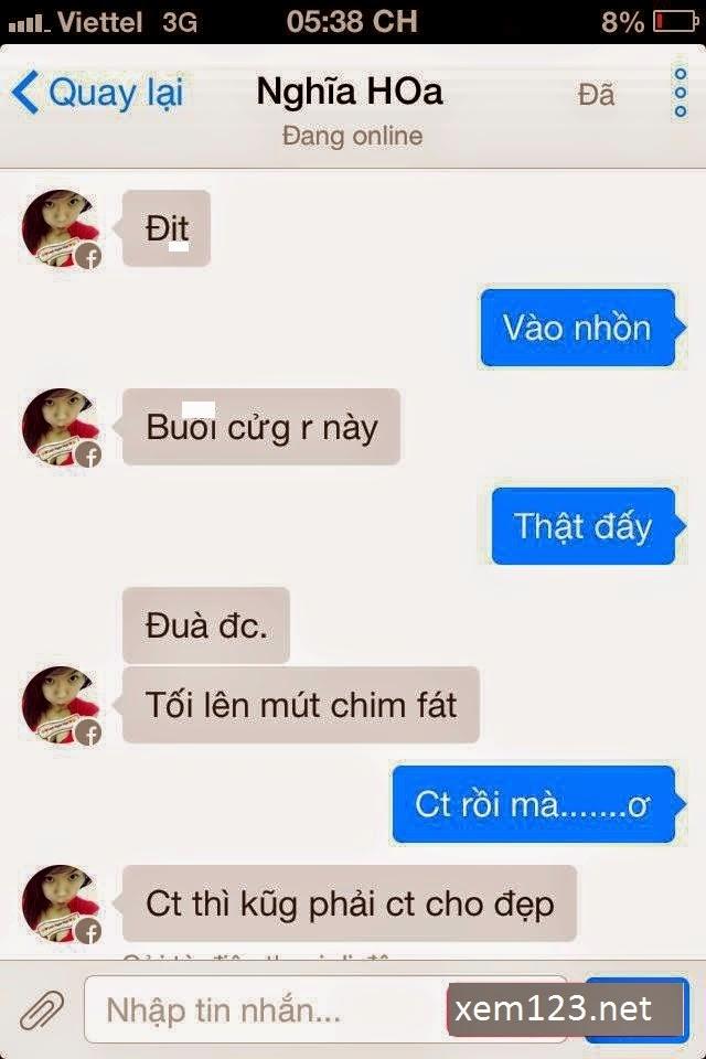 Lộ tin nhắn phản cảm, ảnh giường chiếu của nữ sinh Lạng Sơn