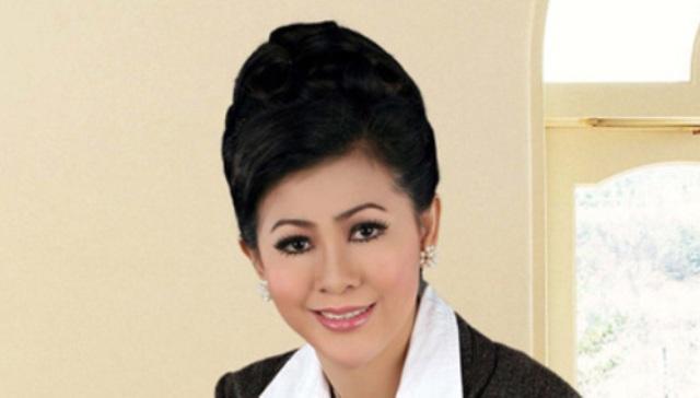 Profil Wanita Emas Calon Gubernur DKI 2017 (Hasnaeni Moein)