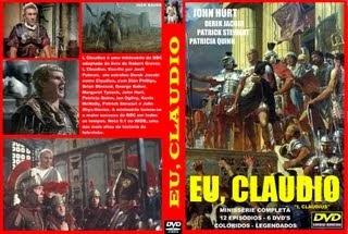 EU, CLÁUDIO - MINISSÉRIE COMPLETA