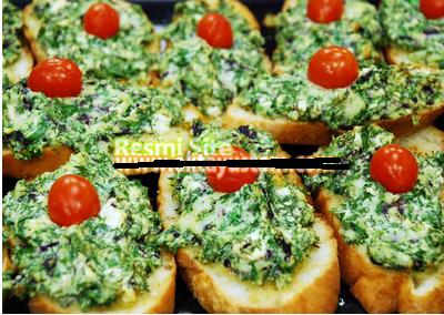Oktay Usta Peynirli Ekmek Pizzası Tarifi
