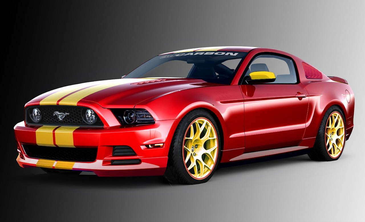 Ford Mustang - <center>Best Cars Dealers</center>