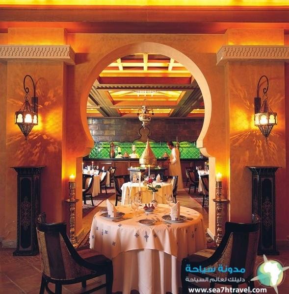 أفضل خمسة مطاعم عربية في دبي