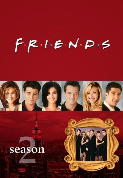 مشاهدة مسلسل الامريكي الكوميدي Friends مترجم الموسم الثاني 2 اون لاين