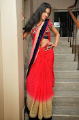 actress om sizzling photos in saree-thumbnail-63