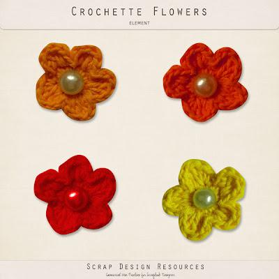 Crochette Flower SDR_crochette+flower