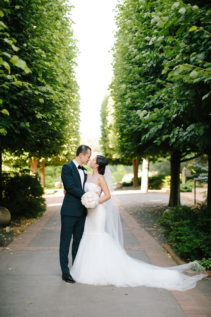 Jenelle Kappe Photography Daisy Bing Chicago Botanical Garden Wedding