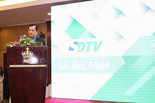 Ra mắt SDTV