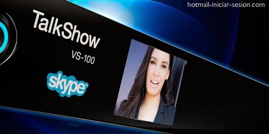 Video llamadas desde el navegador con Skype