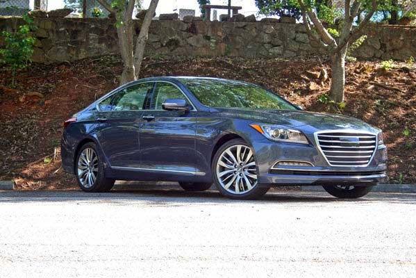New 2015 Hyundai Genesis  - Driven