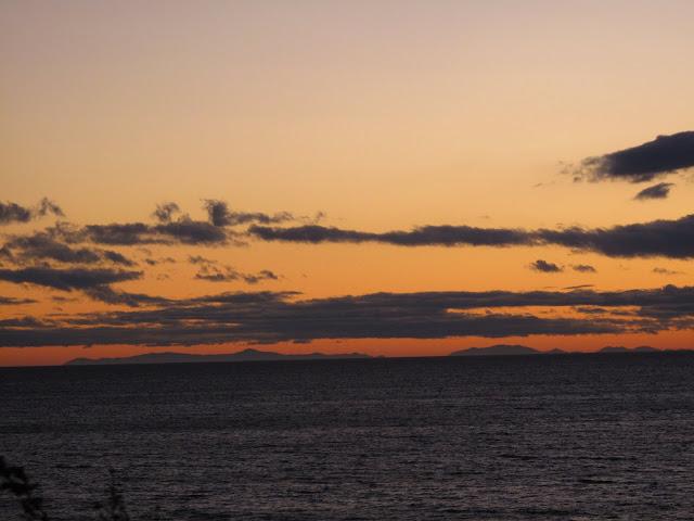 S te canal maritime montpellier croix d 39 argent lever de lune et coucher de soleil - Coucher du soleil montpellier ...