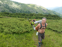 hiking Midjur Gorni Lom
