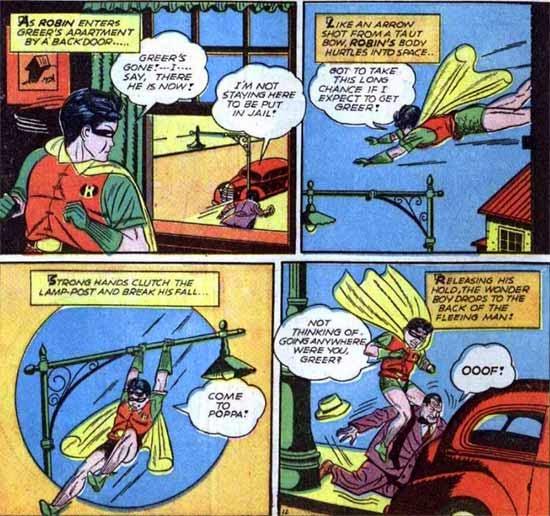O Diário de Dick Grayson DICKGRAYSON0017C