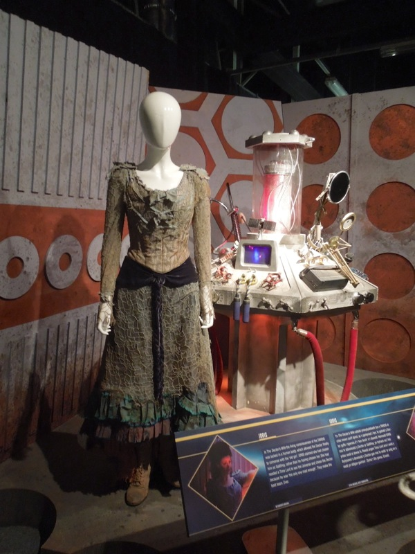 Hollywood Movie Costumes and Props: Doctor Who Idris costume and ...