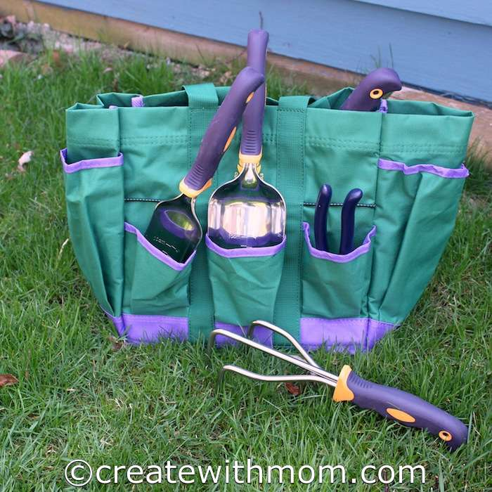 Create with mom gardening with cutco tools for Important gardening tools