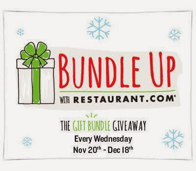 Bundle Up giveaway