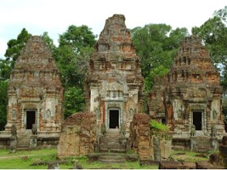 Holiday Fans travel the World RTW -family activities Preah Ko