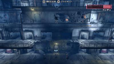 ペンギン戦@PS Vita バットマン:ブラックゲート