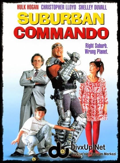 Suburban Commando (1991) Dual Audio Hindi-English 720p HDRip 800mb
