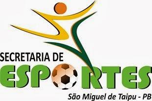 Secretaria de Esporte de São miguel De Taipu