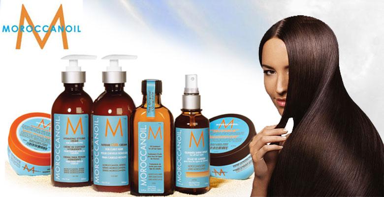 moroccan olja för håret