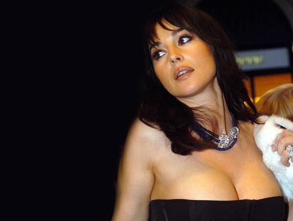 Bold Monica Bellecci Image
