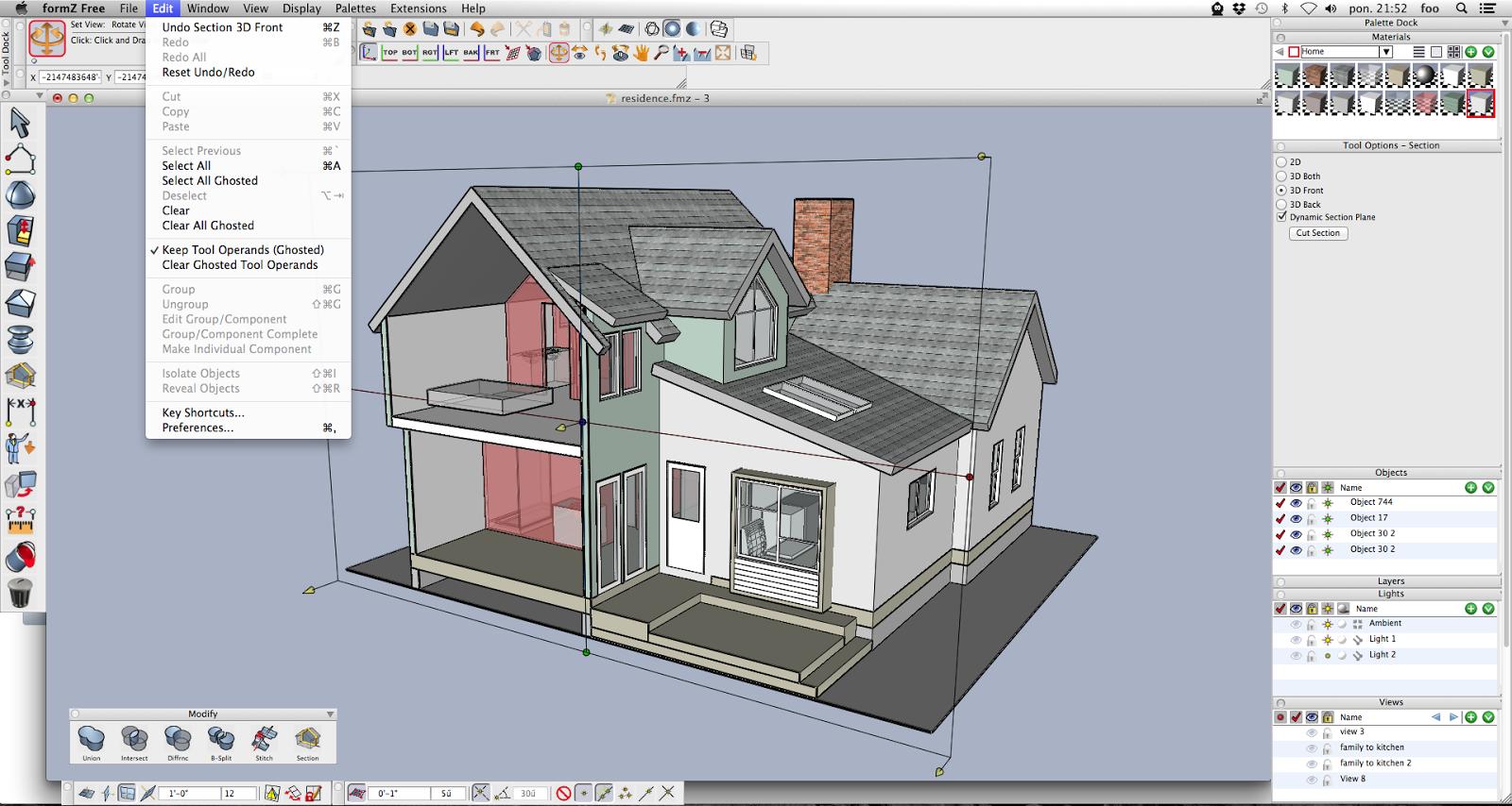 Techlab272 guida ai cad 3d per makers hobbysti e per la - Progettare casa 3d gratis ...