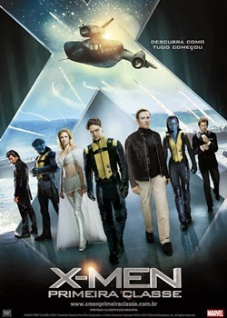 Download X-Men Primeira Classe RMVB Dublado + AVI Dual Áudio Torrent BDRip