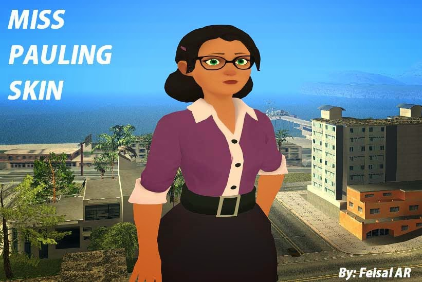 miss pauling team fortress gta