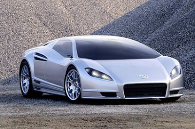 Toyota on Toyota Sports Cars   Cool Car Wallpapers