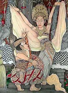 karya seni rupa tradisional diambil dari http www babadbali com seni ...