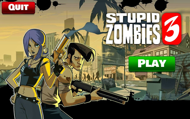 Stupid Zombies 3 v0.4 APK MOD