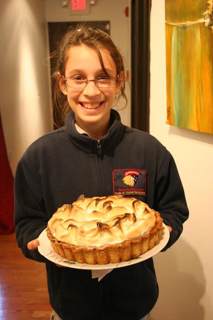 Pi(e) Day baker, Washington, D.C. 2013
