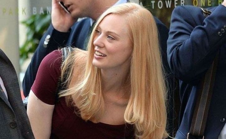 Daredevil -  First look at Deborah Ann Woll as Karen Page