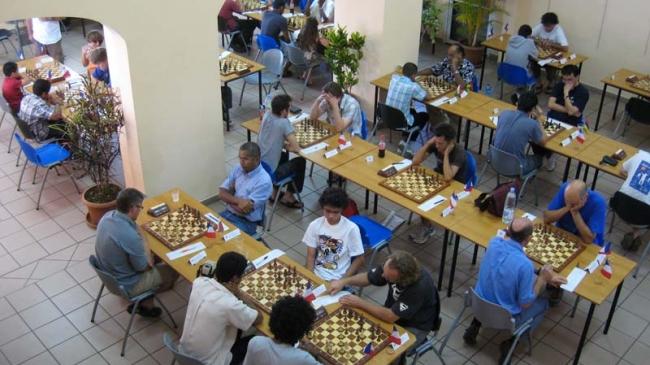 Pendant trois jours, une trentaine de joueurs d'échecs sera réunie pour trois longues parties marathon par journée © Chess & Strategy