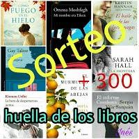 Sorteo en Blog La huella de los libros