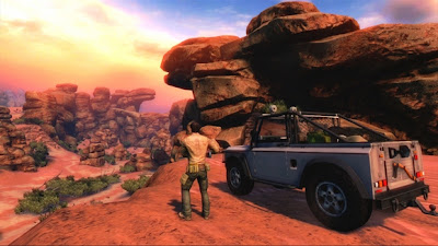 Cabelas African Adventures PC Game Screenshot 1 Cabelas African Adventures FLT